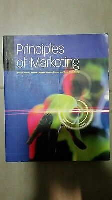 Principles of Marketing by Kotler, Adam, Brown and Armstrong