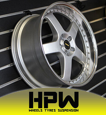 "20"" INCH SIMMONS FR WHEELS 20X8.5 20X9.5 RIMS x4 GENUINE VT VX VY VZ VE VF HSV"