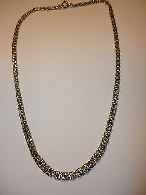 ältere Collier Kette in 333 Gold