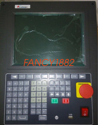NEW SF-2300S CNC Controller for Flame Plasma Cutting Machine TFT display 640*480