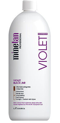 Mine Tan Professional Violet-Black Jnr 1L Solution 1hr - 12% DHA MineTan
