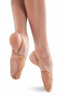 NEW ALL SIZES Dance Shoes Freedom Canvas Turner Half Sole Contemporary Ballet