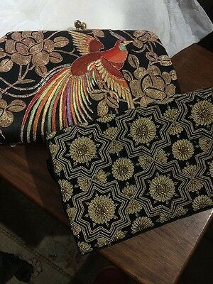 Two Stunning Vintage Evening Bags