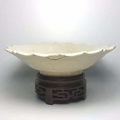 Ming Dynasty Celadon Plate  - Curly Plate (River Found)