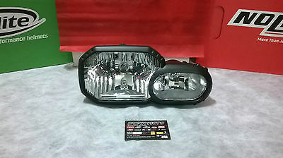 Light Headlight Complete Approved For Bmw F 800 Gs F800 R F1100
