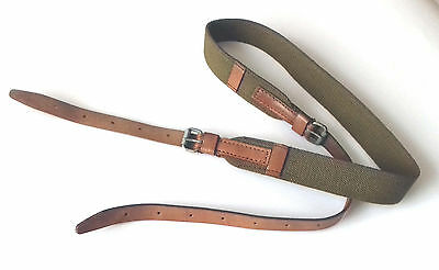 USSR Dated (1949-58) Original Soviet Russian PPSH-41 Rifle Carrying SLING BELT