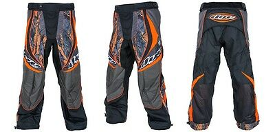 Dye Pants C13 DyeTree Orange Paintball Hose XXL/XXXL Schutzkleidung