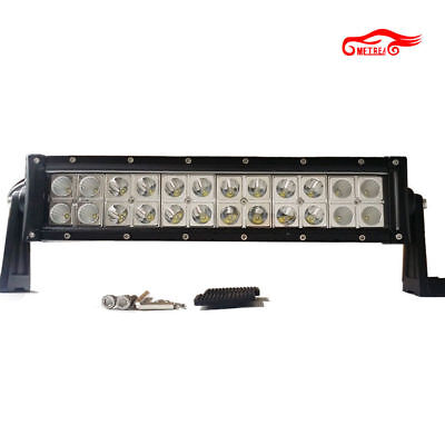 12 inch led work light bar spot flood combo beam For Western Star 5700