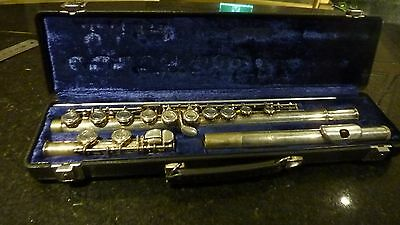 BUFFET CRAMPON Paris Flute Cooper Scale  made in England