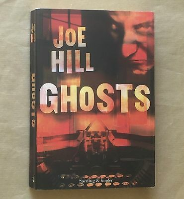 Joe Hill - GHOSTS - Sperling & Kupfer 2009 in italiano - introvabile ghost