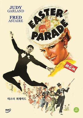 Easter Parade, 1948 (DVD,All,Sealed,New,Keep Case) Judy Garland
