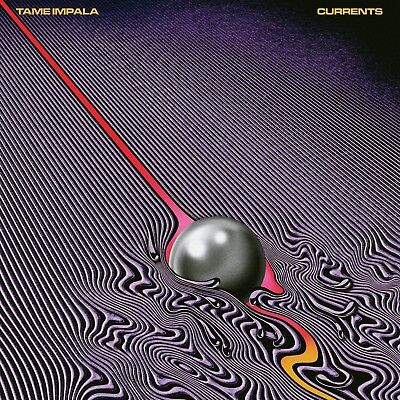 """Tame Impala Psychedelic Rock Currents Album Art Cover Poster 20×20 24×24"""" 32×32"""""""