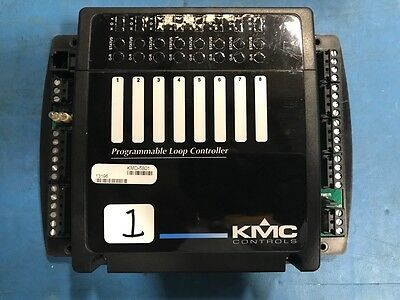 KMC Controls, KMD-5801 Programmable Loop Controller (New Open Box)