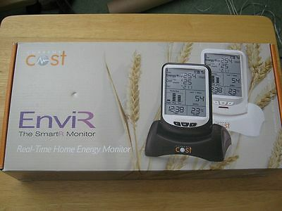 Current Cost EnviR Energy Smart Electricity Monitor BLACK NEW FASTPOST