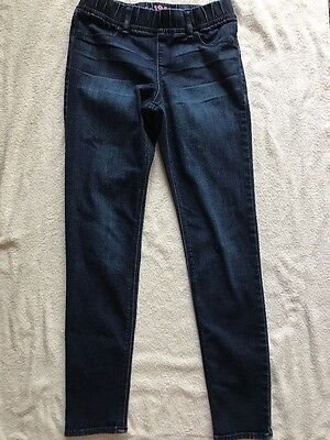 Gap Kids Legging Jean Medium Wash Girls Size 12 Reg