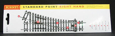 Hornby R8073 Right Hand Standard Point - Aust. Warranty