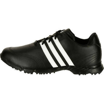 New Adidas GolfLite 4 Mens WD (Wide) Black Golf Shoes – Choose Size