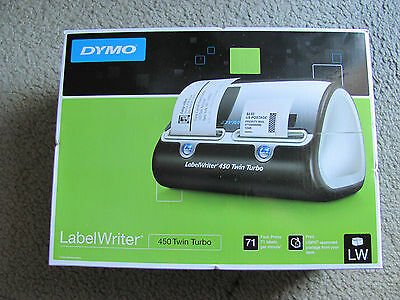 DYMO LabelWriter 450 Twin Turbo Professional label and Postage Printer (1752266)