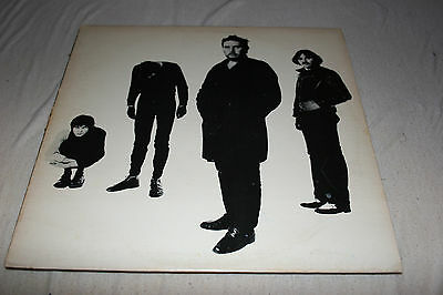 The Stranglers Black And White Original Vinyl Lp 1st Uk