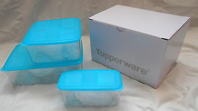 Tupperware Clear Mates Container (Choice Of 5 Sizes) Rectangle Or Square