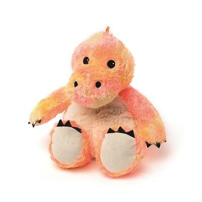 Warmies Cozy Plush Fantasy MINI Dinosaur Lavender Scented Microwavable Toy