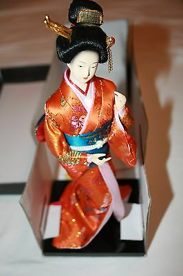 Doll Japanese Old style figurine doll