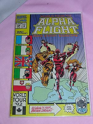 Alpha Flight #108 (May 1992, Marvel)