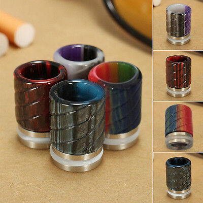 Wide Bore Epoxy Resin Drip Tip for TFV8 Cloud Beast Big Baby& TFV12 Mouthpieces