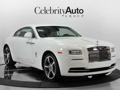 2016 Rolls-Royce Other Only 3K Miles 2016 ROLLS ROYCE WRAITH STARLIGHT 3K MILES