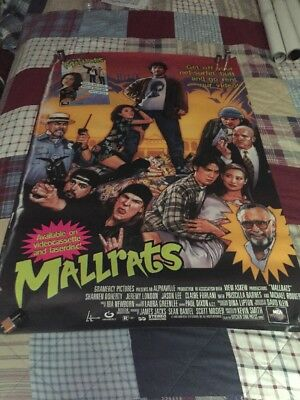 Mall rats Movie Poster