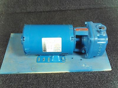 34CS6M Close Coupled Turbine Water Pump (DR)