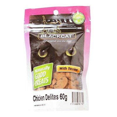 New Blackcat 60g Chicken Delites