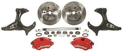 1979 80 81 82 83 84 85 86 87 Buick Grand National Wilwood Disc Brake Kit G-Body