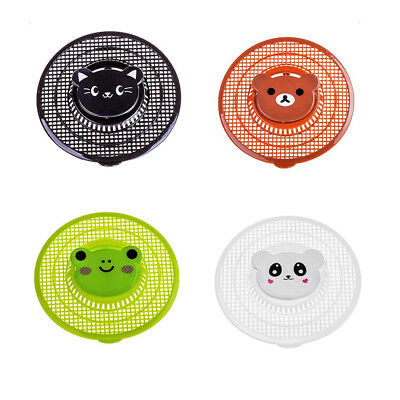 Hair Catcher Bath Drain Shower Tub Strainer-Cover Sink Trap Basin Stopper Filter