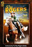 Roy Rogers - King of the Cowboys - 20 Feature Films and more on 6 DVD Set!, Acce