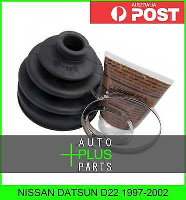 2009-Now Boot Outer Cv Joint Kit 81.5X107X24.5 For Nissan Nv200 M20