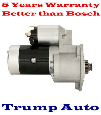 Brand New Starter Motor for Mazda B2600 Bravo engine G6 2.6L Petrol 91-07