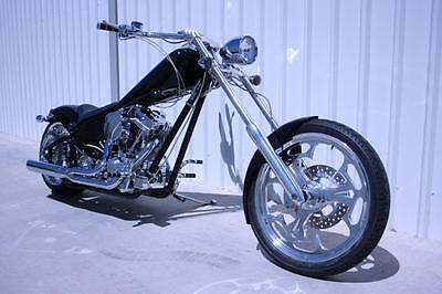 2005 American Ironhorse Legend Custom Chopper Harley Davidson Show Bike Softail