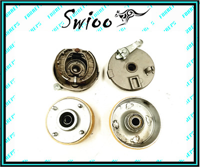 4 Stud Front Drum Brake Assembly FOR ATV QUAD gokart buggy Project dmk4