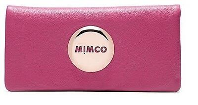 Mimco Schiaparelli pink wallet New With Tags RRP $149.00