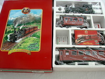 LGB 20705 Zillertal Set Collector Edition Sound Steam Lights New in Box