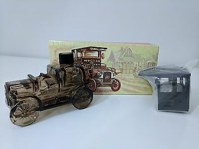 Vintage! Avon 1906 Reo Depot Wagon Oland After Shave Glass Bottle Decanter