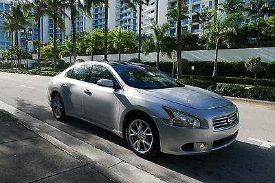 2014 Nissan Maxima  2014 Nissan Maxima Loaded! Luxury