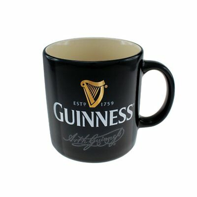 Guinness Black Signature Mug