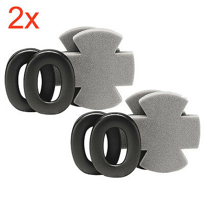 2 Packs of 3M HY7 Replacement Hygiene Kit for Peltor H7 Series Earmuffs
