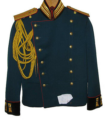 WW1 Parade Tunic officers Gunners M1907 Russian Empire Army Russia Replica