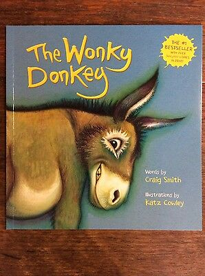 The Great Australian Storybook Collection: THE WONKY DONKEY book by Craig Smith
