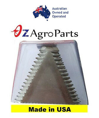Knife Section Coarse for Case IH 820, 1010, 1020 New Holland,86616689,SS596321R3
