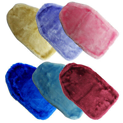 Sure Thermal Winter Fur Super Soft Hot Water Bottle HWB Cover - Various Colours