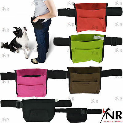 new dog show training treat pouch agility obedience adjustable bag